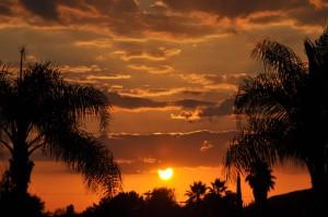 December 2011 - San Diego Sunset