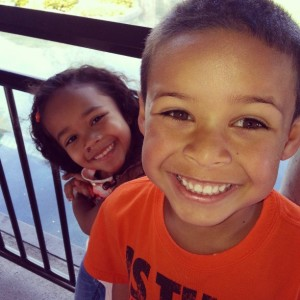 These 2 right here are pure comedy! Double trouble but also double the LOVE! :)