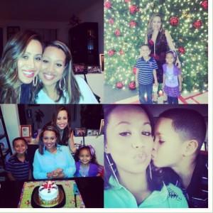 My daughter's 19th birthday & Holidays 2012