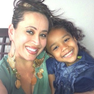 May 2013 - My little mini me and mommy! :)