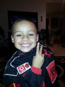 My handsome boy! Watch out Bieber! lol ;)